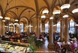 Kaffeehaus: Café Central