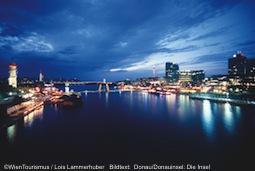 Donau/Donauinsel: Die Insel